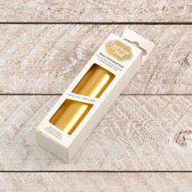 Gold Foil (Vintage Matte Finish) - 125mm x 5m