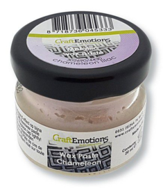 CraftEmotions Wax Paste chameleon - lila 20 ml