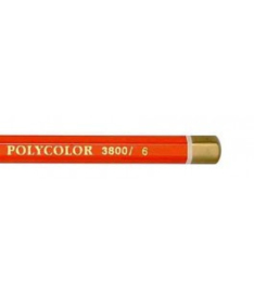 Koh-i-noor polycolor kleurpotlood nr.6 Carmine red