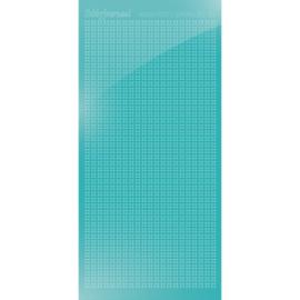 Hobbydots sticker Sparkles 01 Mirror Emerald