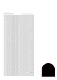 Hobbylines sticker - Adhesive Black