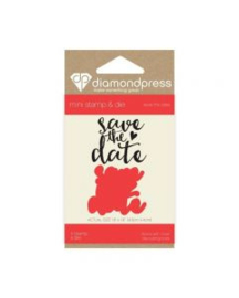 Diamond express Save the Date