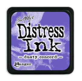 Ranger Distress Mini Ink pad - dusty concord TDP39938 Tim Holtz