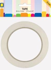 JEJE Dubbelzijdig  tape 12 mm (3.3196)