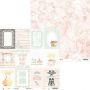 Piatek13 - Paper Around the table 05 P13-TAB-05 12x12