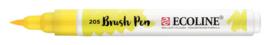 Ecoline Brush Pen Citroengeel 205