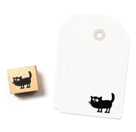 Cats on Appletrees - Stempel - Frida