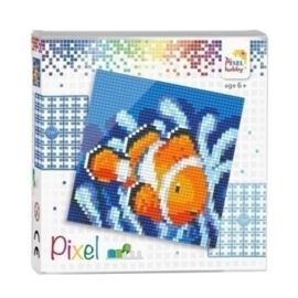 Pixelhobby Set Clownvis 44004