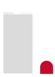 Hobbylines sticker - Adhesive Red