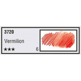 Koh-i-noor Mondeluz Aquarelpotlood nr.6 Vermilion red
