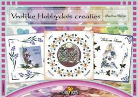 Hobbydols 125 - Vrolijke Hobbydots Creaties