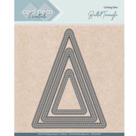 Card Deco Essentials - Nesting Dies - Bullet Triangle