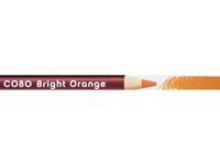 Derwent colorsoft Bright orange C080
