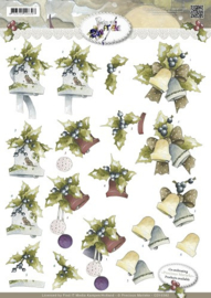 Precious Marieke - Kerstklokken   CD10382