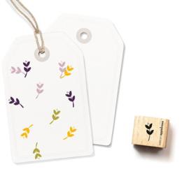 Cats on Appletrees - 2269 - Ministempel - Kleine bloem 4