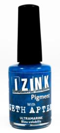 IZINK Pigment Seth Apter - Blue Volubilis- Ultramarine - 80642