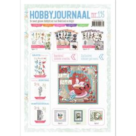 hobbyjournaal 195