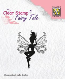 Nellie Snellen Fairy Tale 3 Clear Stamp FTCS003