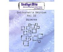 IndigoBlu Collector's No.32 Squares (IND0585)