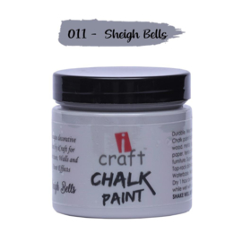icraft chalk paint 50ml Sleigh Bells 011