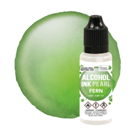 Couture Creations Envy / Fern Pearl Alcohol Ink (12mL | 0.4fl oz)