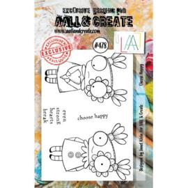 AALL and Create Stamp Set -478