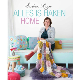 Saskia Laan - Alles is Haken - Home