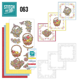 Stitch and Do 63 - Get Well soon