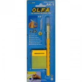Olfa Artknife met reservemesje / G1R1