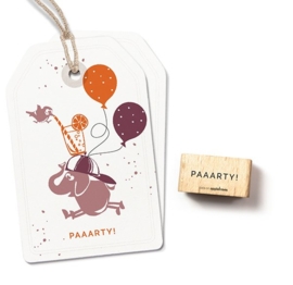 Cats on Appletrees -  27586  - Stempel - Paaarty!