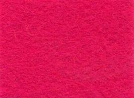 Viltlapjes viscose fuchsia  20x30cm - 1mm