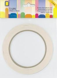 JEJE dubbelzijdig tape 6 mm ( 3.3190)