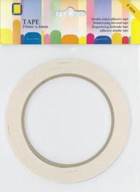 Dubbelzijdig klevend tape 6 mm