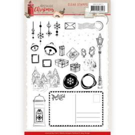 Amy Design - Clear Stamps -  Nostalgic Christmas ADCS10071