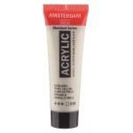 Parelgeel - 818 - Amsterdam Acrylverf 20 ml