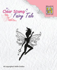 Nellie Snellen -  Clear Stamp Fairy Tale - 4