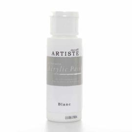 Docrafts - Acrylic Paint (2oz) - Blanc