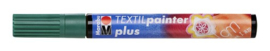 Marabu Textil painter - plus punt 3 mm - Donkergroen