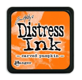 Ranger Distress Mini Ink pad - carved pumpkin TDP47377 Tim Holtz