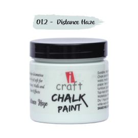 icraft chalk paint 50ml Distant Haze 012
