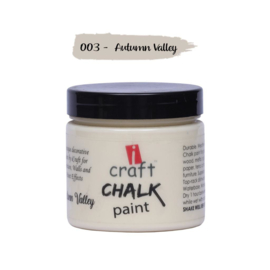 icraft chalk paint 50ml autumn valley 003