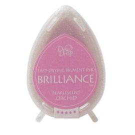 BD-000-034 Pearlescent Orchid brillance Dew drops