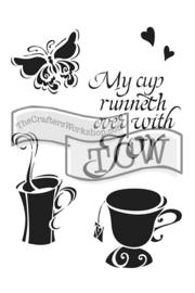 TCW2158 Cup of joy 6x9