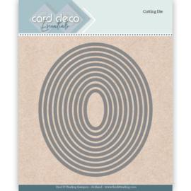 Card Deco Essentials Cutting Dies Ellipse