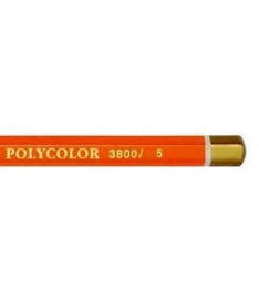 Koh-i-noor polycolor kleurpotlood nr.5 Reddish orange