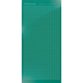 Hobbydots sticker Sparkles 01 Mirror Christmas Green