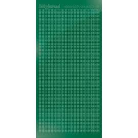 Hobbydots sticker Sparkles 01 Mirror Green