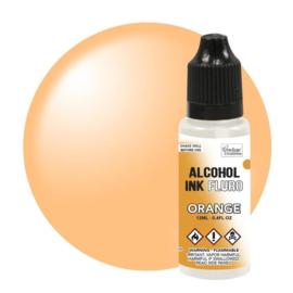 Couture Creations  Alcohol Ink FLURO Orange