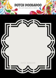 Dutch Doobadoo Dutch Shape Art Olivia A5 470.713.200