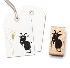 Cats on Appletrees - Stempel - Steenbok Elmo